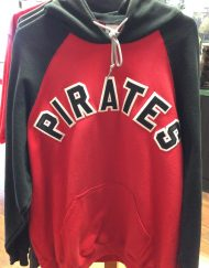 PIRATES Doubled Stitched Hoodie