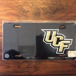 UCF License Plate