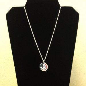 FSU Charm Necklace