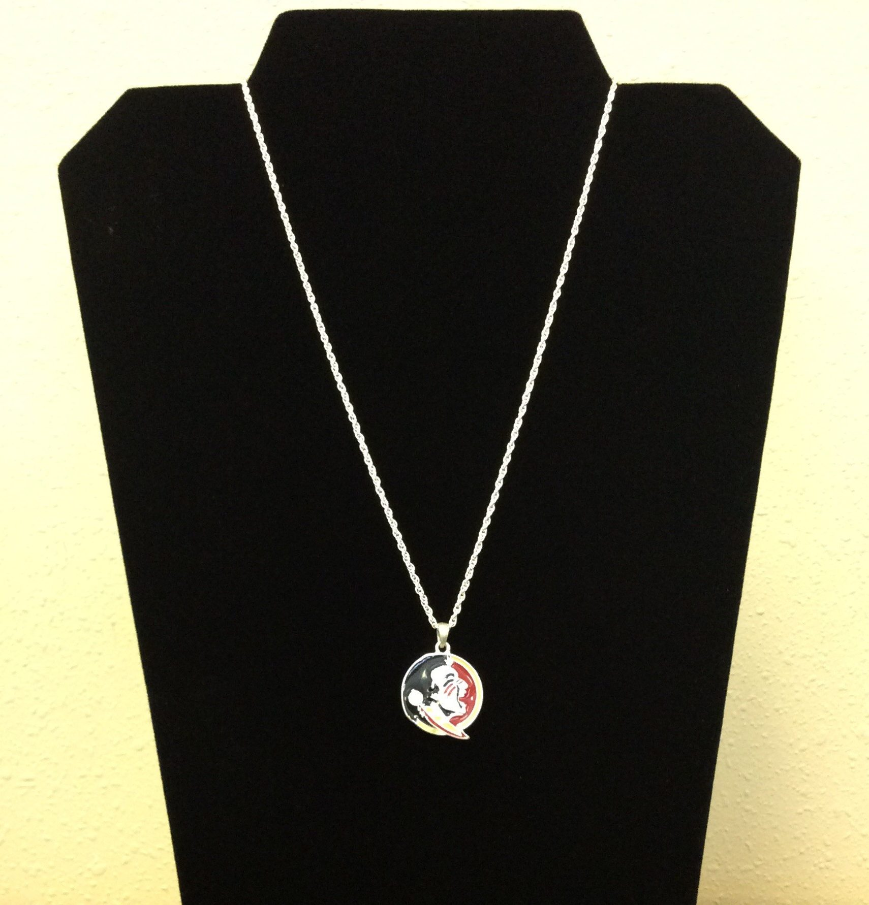 FSU Charm Necklace
