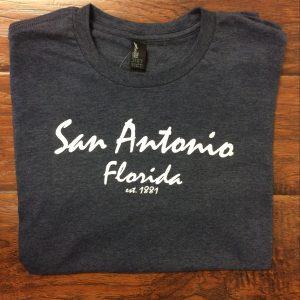 San Antonio Florida Tee