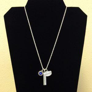 UF trifecta necklace