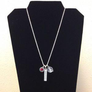 FSU trifecta necklace
