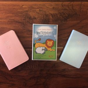 New Testament with Psalms for children