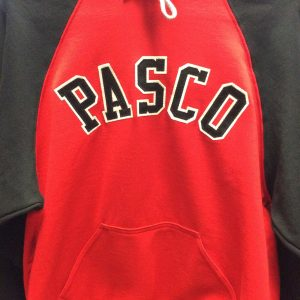 PASCO Double Stitched Hoodie
