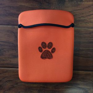 Paw Print Tablet Sleeve