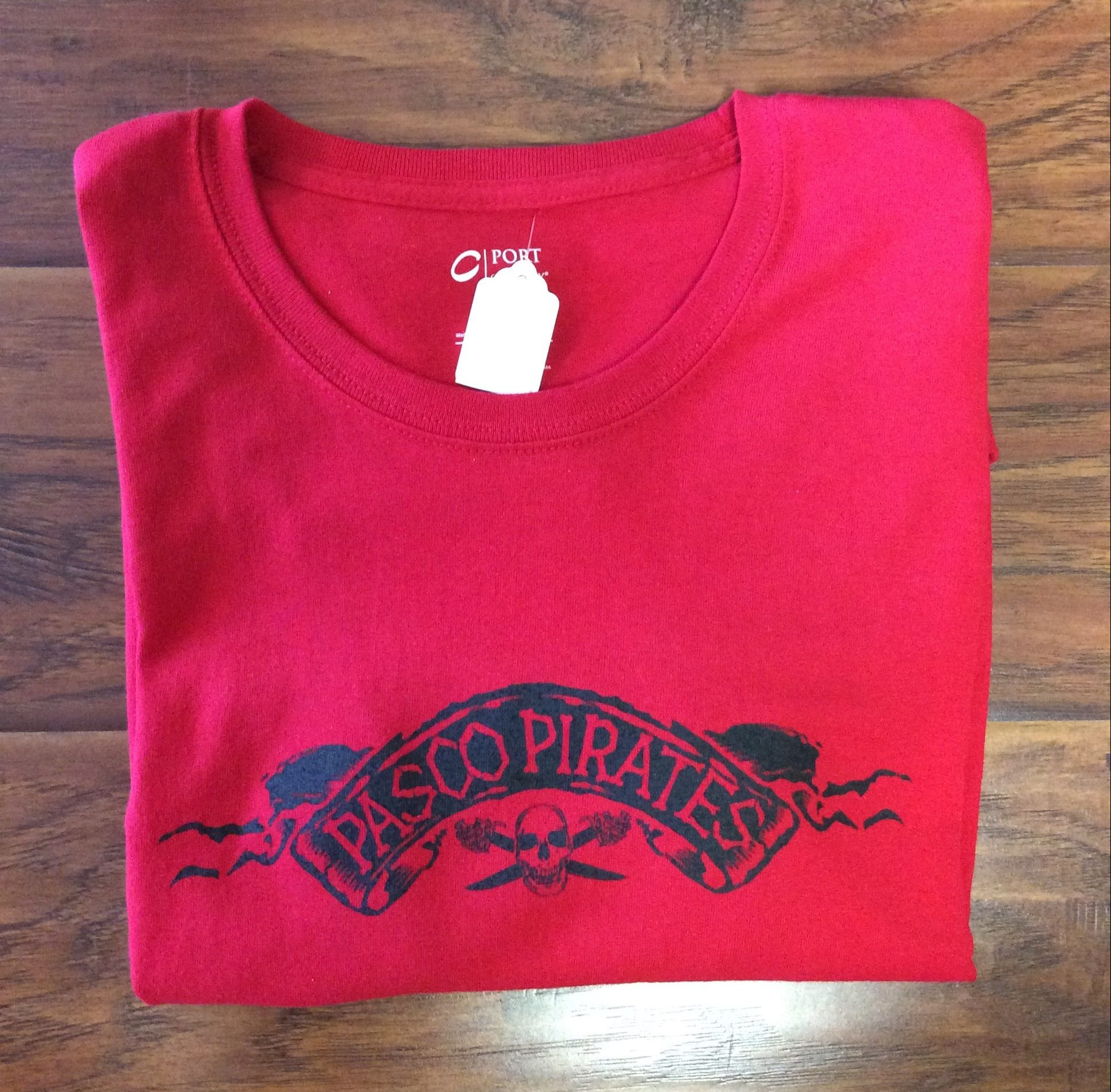 Pasco Pirates Long Sleeve Tee