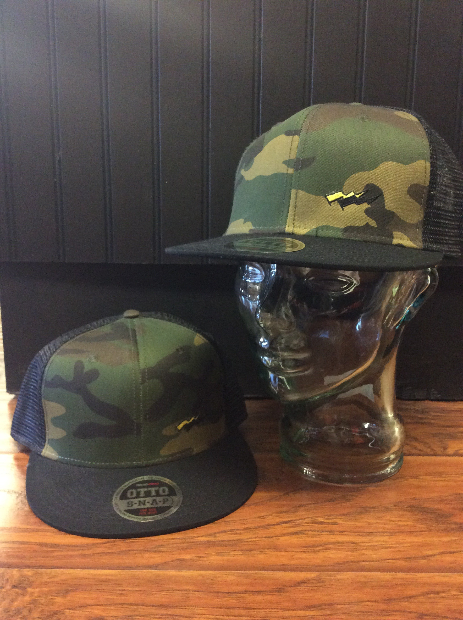 Campus Gear Camo Cap