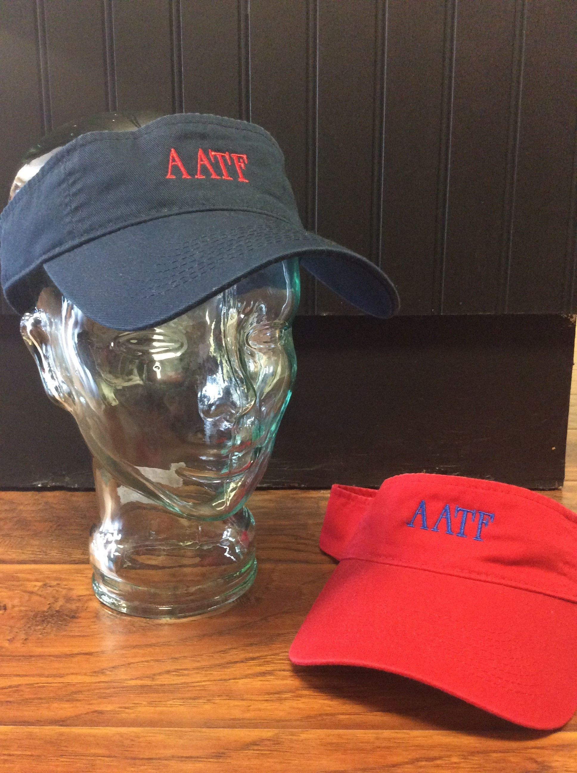 Academy at the Farm Visor