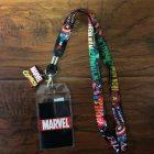 Marvel Comic Lanyard