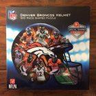 Denver Broncos Helmet Puzzle
