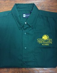 Men's Saint Leo Alumni Button Down Polo