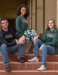 Saint Leo Long Sleeve Wicking