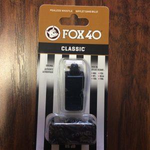 Fox Whistle