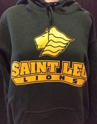 Saint Leo Lion Hoodie Sweatshirt