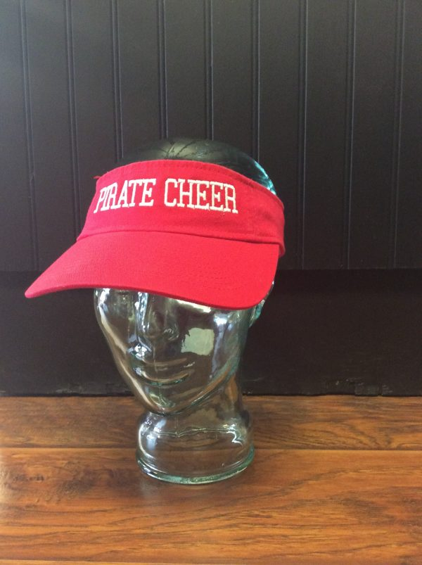 Pirate Cheer Visor