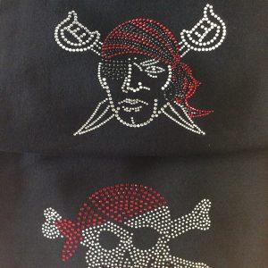 Bling Pirate Hoodie