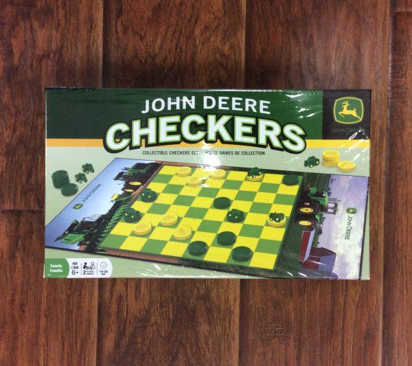 John Deere Checkers