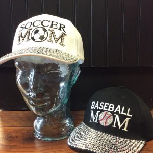 Mom Bling Hats
