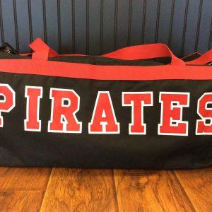 Pirate Duffle Bag