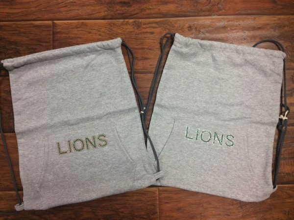Saint Leo Lions Drawstring Bag