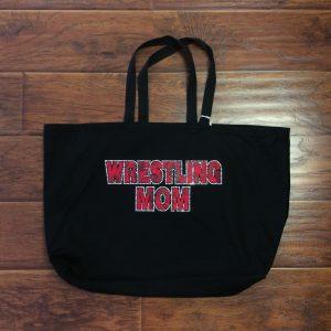 Jumbo Bling Wrestling Mom Tote