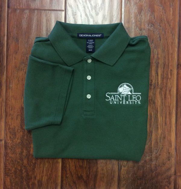 Men's Saint Leo Cotton Polo