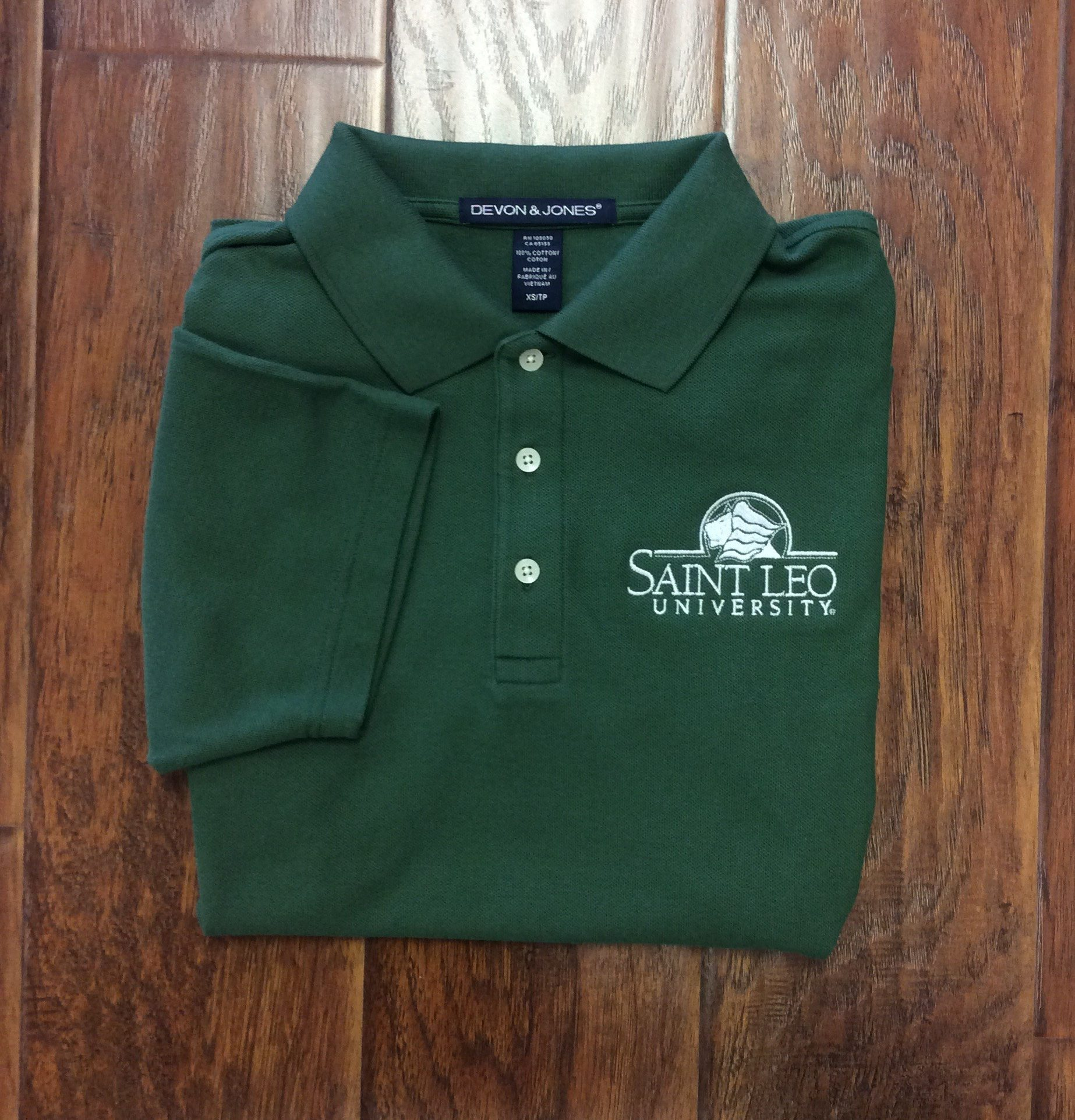 Men's Saint Leo Cotton Polo