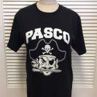 Pasco Pirate Head black tee