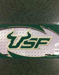 USF Diamond License Plate