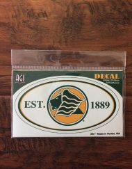Saint Leo University Decal Oval Est. 1889