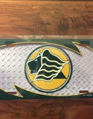 Saint Leo Diamond License Plate