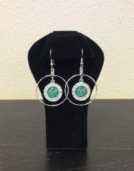 USF Colligiate Mobile Earrings