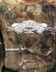 Pasco Pirates Long Sleeve Camo Tee