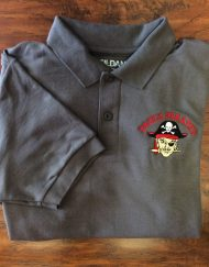Ladies Pasco Pirates Polo