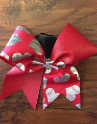 Softball / Baseball Hair Bow