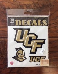 UCF Large Decal