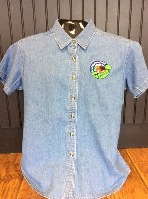 AATF Ladies Denim Shirt