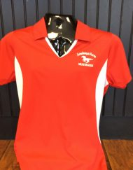AATF ladies dri wicking polo