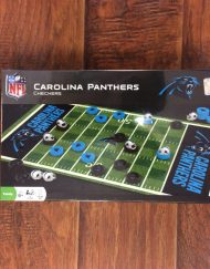 Carolina Panthers Checkers