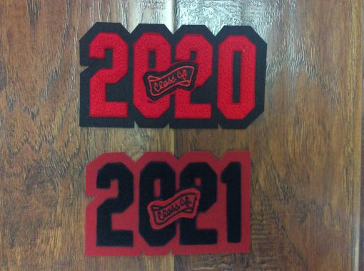 Chenille numbers 2020 2021