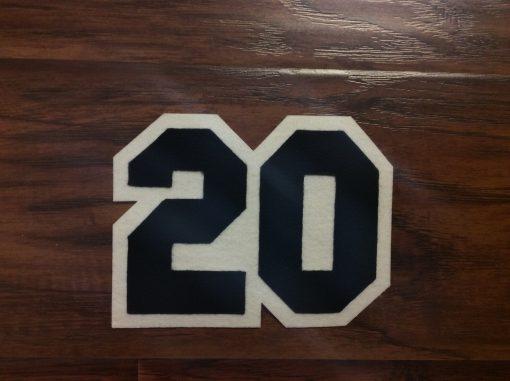 20 patch