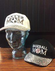 Mom Bling Hats
