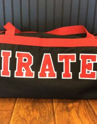 Pirate Duffle Bag