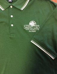 Men's Saint Leo Premium Cotton Polo Plus Sizes