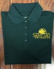 Ladies Saint Leo Wicking Polo