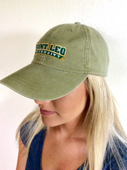Saint Leo University Adams Cap
